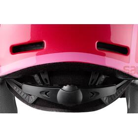 Salomon Juniors Grom Visor Helmet Glossy/Pink
